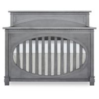 evolur™ Santa Fe II 5-in-1 Convertible Crib in Storm Grey