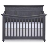 evolur™ Madison Flat Top 5-in-1 Convertible Crib in Weathered Grey