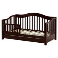 Dream On Me Toddler Daybed in Espresso