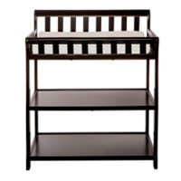 Dream On Me Ashton Changing Table in Black