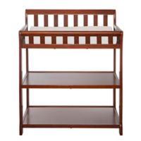 Dream On Me Ashton Changing Table in Espresso
