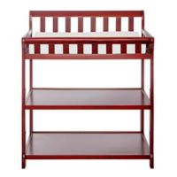 Dream On Me Ashton Changing Table in Cherry