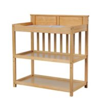 Dream On Me Zoey Convertible Changing Table in Natural