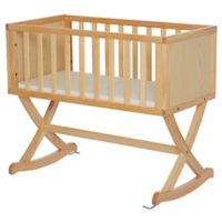 Dream On Me Haven Cradle in Natural