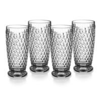 Villeroy & Boch® Boston 11 oz. Highball Glasses (Set of 4)