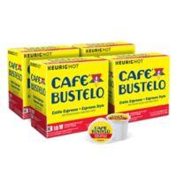 Keurig® K-Cup® Pack 72-Count Café Bustelo Espresso Style Coffee