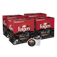 Keurig® K-Cup® Pack 72-Count Folgers Gourmet Selections® Black Silk Coffee