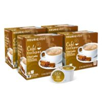 Keurig® K-Cup® Pack 64-Count Cafe Escapes® Chai Latte