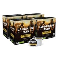 Keurig® K-Cup® Pack 64-Count Laughing Man® Colombia Huila Coffee