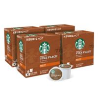 Keurig® K-Cup® Pack 64-Count Starbucks® Pike Place® Roast Coffee