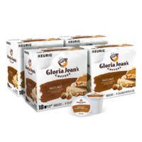 Keurig® K-Cup® Pack 72-Count Gloria Jean's® Hazelnut Coffee Value Pack