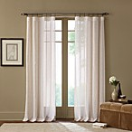Cambria® Terra 84-Inch Rod Pocket Sheer Window Curtain Panel in Natural