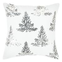 Rizzy Home Tree Square Throw Pillow