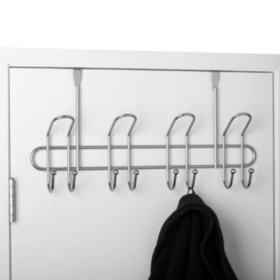 Heavy Duty Over The Door Hook Rack