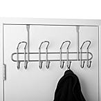Heavy Duty Over-the-Door Hook Rack