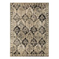 Driftwood 5' x 7' Area Rug in Cream