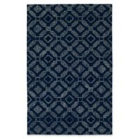 Kaleen Stresso Lecce 5' x 7'9 Area Rug in Navy