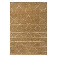 Bee & Willow™ Home Grains 5' x 7' Indoor/Outdoor Area Rug in Brown