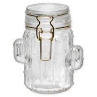 Global Amici Stainless Steel Spice Jar in Glass