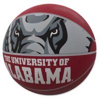University of Alabama Mascot Official-Size Rubber Basketball