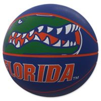 University of Florida Mascot Official-Size Rubber Basketball