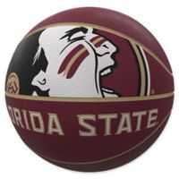 Florida State University Mascot Official-Size Rubber Basketball