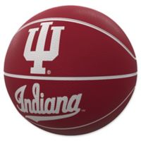 Indiana University Mascot Official-Size Rubber Basketball