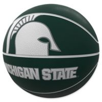 Michigan State University Mascot Official-Size Rubber Basketball