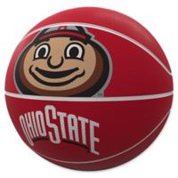 Ohio State University Mascot Official-Size Rubber Basketball