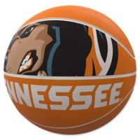 University of Tennessee Mascot Official-Size Rubber Basketball