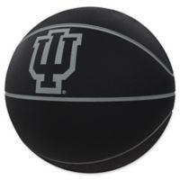 Indiana University Blackout Full-Size Composite Basketball