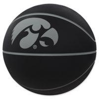 University of Iowa Blackout Full-Size Composite Basketball