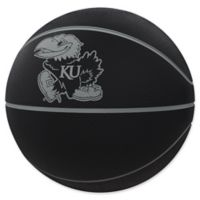 University of Kansas Blackout Full-Size Composite Basketball