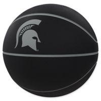 Michigan State University Blackout Full-Size Composite Basketball