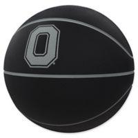Ohio State University Blackout Full-Size Composite Basketball