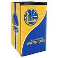 NBA Golden State Warriors Mini-Fridge