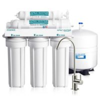 Essence 5-Stage 50 GPD Reverse Osmosis Water Filtration System