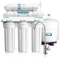 Essence UV-Sanitizing 6-Stage 75 GPD Reverse Osmosis Water Filtration System