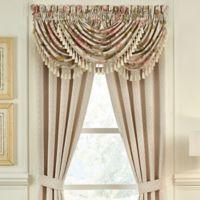 Croscill® Carlotta Window Valance in Taupe