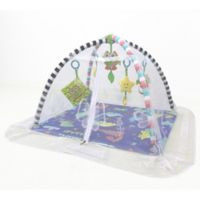 BABY CARE™ Dinosaur Activity Gym in Blue