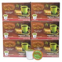 72-Count Door County Coffee & Tea Co.® Highlander Grogg Coffee for Single Serve Coffee Makers