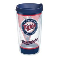 Tervis® MLB Minnesota Twins Batter Up 16 oz. Wrap Tumbler with Lid