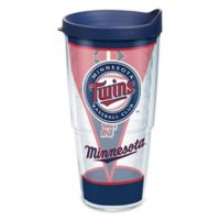 Tervis® MLB Minnesota Twins Batter Up 24 oz. Wrap Tumbler with Lid