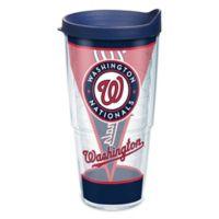 Tervis® MLB Washington Nationals Batter Up 24 oz. Wrap Tumbler with Lid