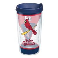 Tervis® MLB St. Louis Cardinals Batter Up 16 oz. Wrap Tumbler with Lid