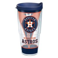 Tervis® MLB Houston Astros Batter Up 24 oz. Wrap Tumbler with Lid