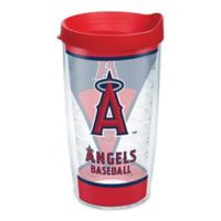 Tervis® MLB Los Angeles Angels Batter Up 16 oz. Wrap Tumbler with Lid