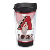 Tervis® MLB Arizona Diamondbacks Batter Up 16 oz. Wrap Tumbler with Lid