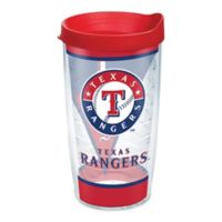 Tervis® MLB Texas Rangers Batter Up 16 oz. Wrap Tumbler with Lid