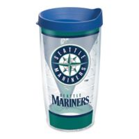 Tervis® MLB Seattle Mariners Batter Up 16 oz. Wrap Tumbler with Lid